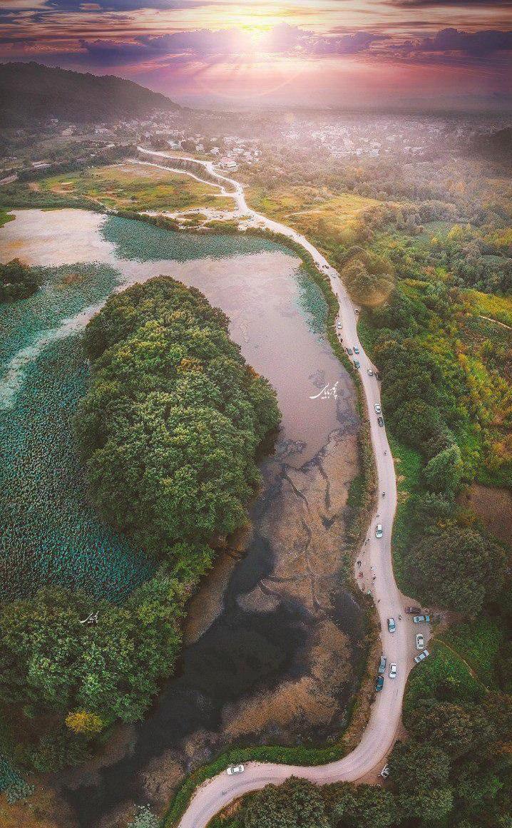 ثبت ۱۰ اثر طبیعی گیلان در فهرست میراث طبیعی ملی کشور