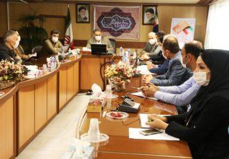 جلسه کارگروه مدیریت سبز در پخش فرآورده های نفتی منطقه گیلان برگزار شد
