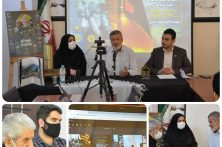 نشست مجازی روایتگری دفاع مقدس از زبان یک رزمنده در گیلان برگزار شد