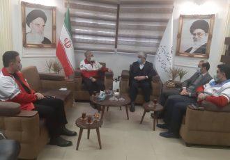 شیوه نامه اجرایی همکاری میان جمعیت هلال احمر با اداره کل آموزش و پرورش استان گیلان امضاء شد