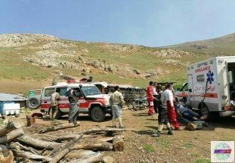 کاهش ۱۹ درصدی حوادث در استان گیلان