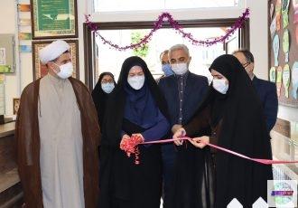 دومین کتابخانه ویژه مادر و کودک گیلان در صومعه سرا افتتاح شد
