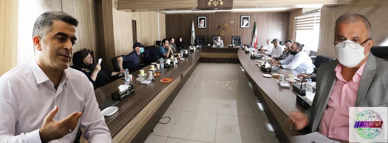 رمضانپور ، رئیس شورا: جشنواره رسانه و مدیریت شهری یکی از ریل هایی بود که در راستای مشارکت هر چه بیشتر نخبگان اجتماعی در تصمیم سازی امور مدیریت شهری پایه گذاری گردید
