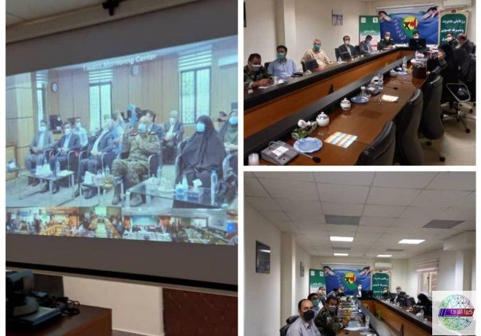 اجرای موفقیت آمیز رزمایش سراسری پایش و رصد مدیریت مصرف برق مشتركین در استان