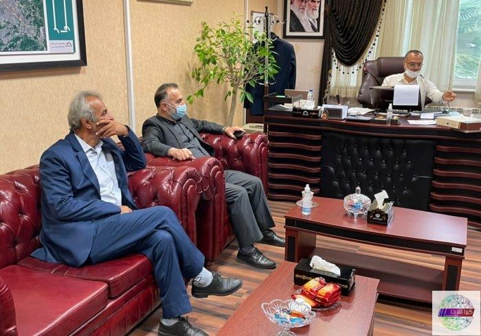 گزارش تصویری ملاقات مردمی حاج محمد حسین واثق کارگرنیا با جمعی از شهروندان