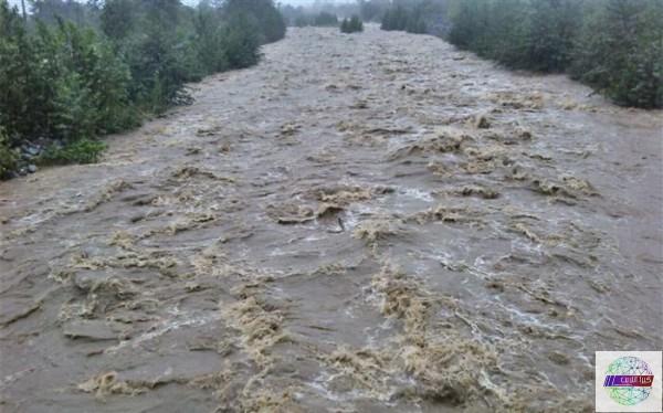 هشدار آب منطقه ای گیلان درباره احتمال سیلابی شدن رودخانه های استان